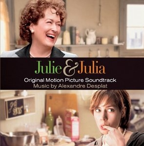 Julie & Julia (Original Motion Picture Soundtrack) album cover