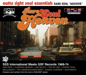 Rare Soul Heaven album cover