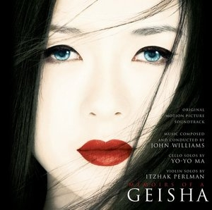 Memoirs Of A Geisha: Original Motion Picture Soundtrack album cover