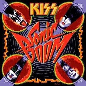 Sonic Boom album cover