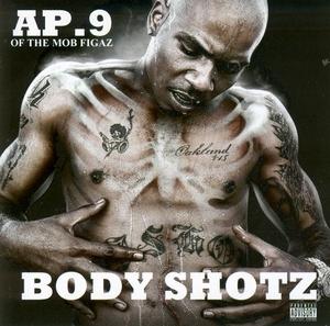 Body Shotz album cover
