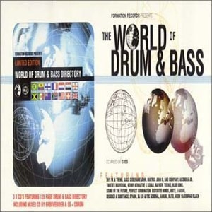 The World Of Drum & Bass album cover