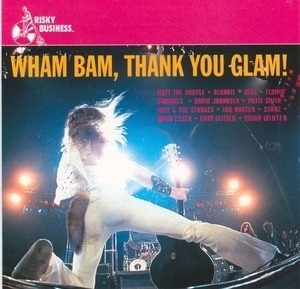 Wham Bam Thank You Glam album cover