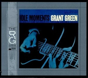 Idle Moments album cover