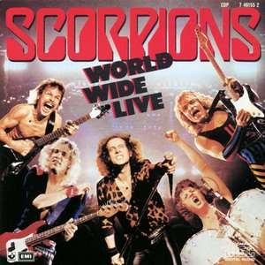 World Wide Live album cover