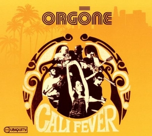 Cali Fever album cover