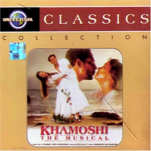 Khamoshi-The Musical album cover