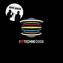 I Love Techno 2008 album cover