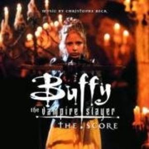 Buffy The Vampire Slayer: The Score album cover