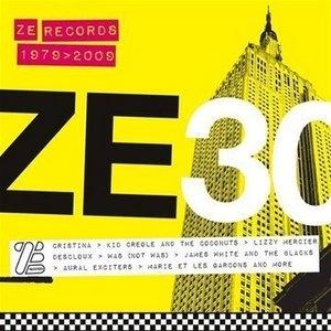 ZE 30: ZE Records Story 1979-2009 album cover