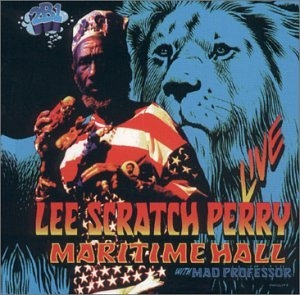Live At Maritime Hall album cover
