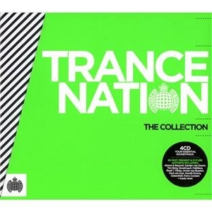 Ministry of Sound: Trance Nation, The Collection album cover