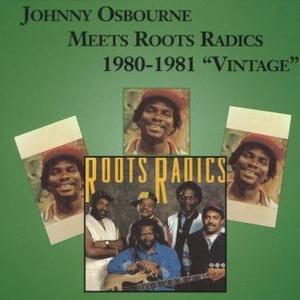 Meets Roots Radics album cover