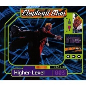 Higher Level album cover
