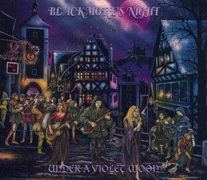 Under A Violet Moon album cover