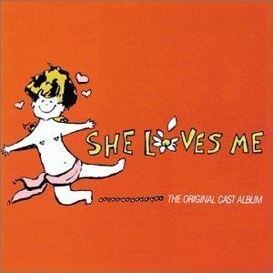 She Loves Me (1963 Original Broadway Cast) album cover