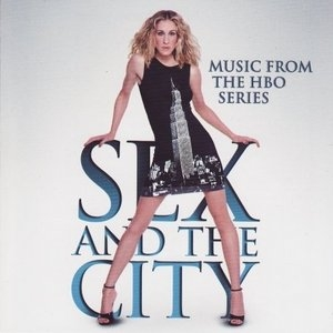 Sex And The City: Music From The HBO Series album cover