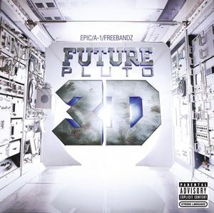 Pluto 3D album cover