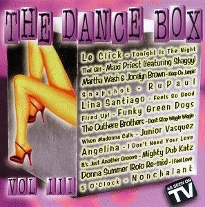 The Dance Box Vol.3 album cover