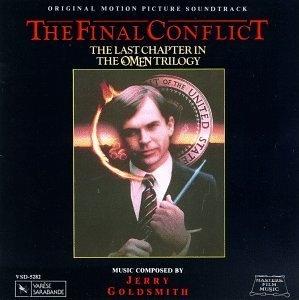 The Final Conflict: Original Motion Picture Soundtrack album cover
