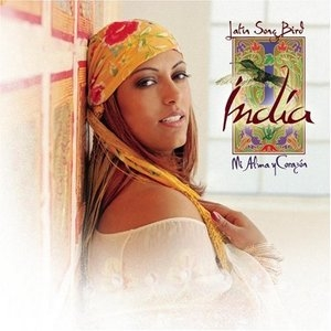 Latin Songbird: Mi Alma Y Corazon album cover