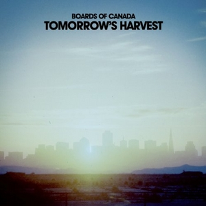 Tomorrow's Harvest album cover