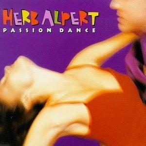 Passion Dance album cover