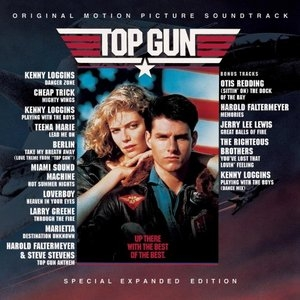 Top Gun: Original Motion Picture Soundtrack album cover