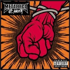 St. Anger album cover