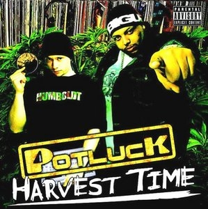 Harvest Time album cover