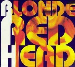 Blonde Redhead album cover
