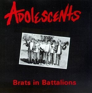 Brats In Battalions album cover
