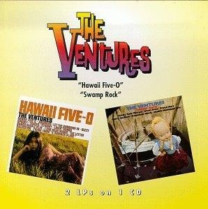 Hawaii Five-O~ Swamp Rock album cover