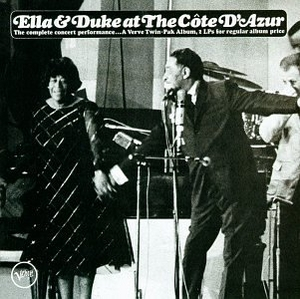Ella & Duke At The Côte D'Azur album cover