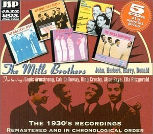 The 1930's Recordings album cover