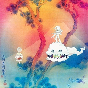 Kids See Ghosts album cover