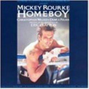 Homeboy Movie Soundtrack album cover