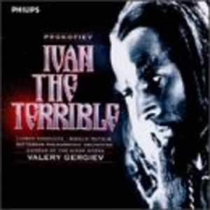 Prokofiev: Ivan The Terrible album cover