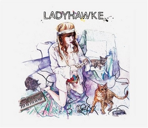 Ladyhawke album cover