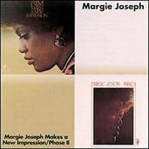 Margie Joseph Makes A New Impression~ Phase II album cover