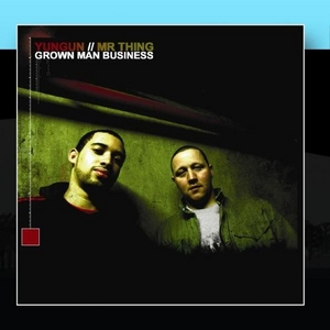Grown Man Business album cover