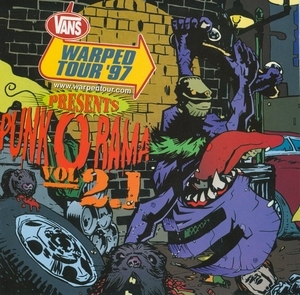 Warped Tour '97 Presents Punk-O-Rama Vol. 2.1 album cover