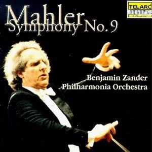 Mahler: Symphony No.9 album cover