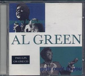 Green Is Blues~ Gets Next To You album cover