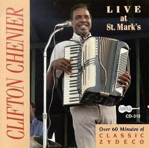 Live At St Mark's album cover