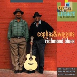 Richmond Blues album cover