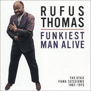 The Funkiest Man Alive: The Stax Funk Sessions 1967-1975 album cover