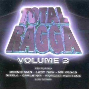 Total Ragga 3 album cover
