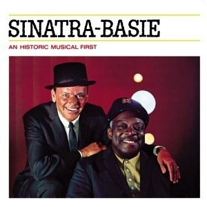 Sinatra-Basie: An Historic Musical First album cover