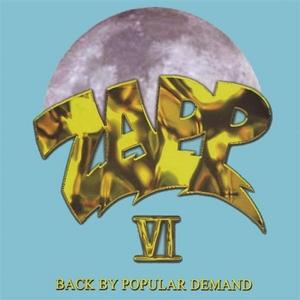 Zapp VI: Back By Popular Demand album cover